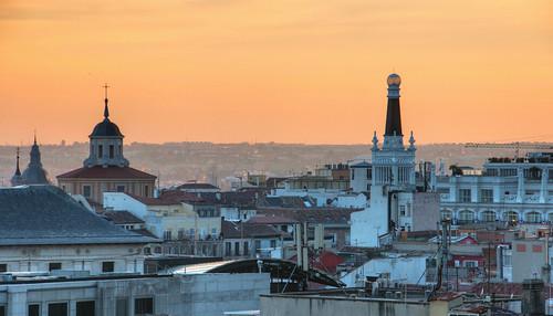 Madrid Rooftops 08