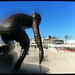 Taken at Hermosa Beach, CA by the pier.  © 2011 Louis Trapani arttrap.com