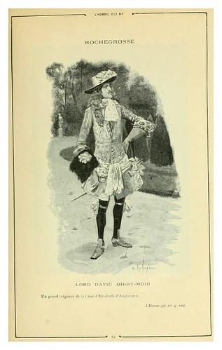 007-El hombre que rie 1-Cent dessins  extraits des oeuvres de Victor Hugo  album specimen (1800)