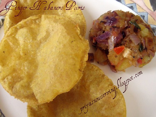 Ginger Pooris