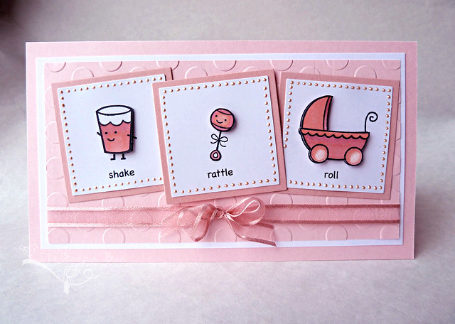 Shake, Rattle & Roll Card