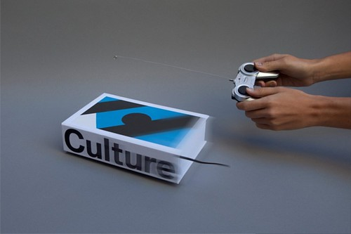 bmw《culture》by stefan sagmeister