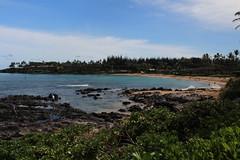 Napili Bay, Maui, Hawaiian Islands (Mastery of Maps) Tags: ocean travel blue tourism beach island hawaii bay coast rocks paradise pacific shoreline maui palm resort pacificocean shore tropical destination coastline napili westmaui hawaiianislands napilibay