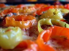 Pizza Salami (stadtbrautphoto) Tags: italien red italy food green vegetables cheese canon tomato pepper baking italian tomatoes fastfood spice fresh pizza delicious spices snack ingredients garlic basil spicy togo grün oliveoil yeast delicate popular yumyum paprika käse hefe tomaten redpepper greenpepper preparation salami gemüse backen flavour imbiss catering canonpowershot knoblauch flavours frisch italienisch gewürz basilikum yeastdough bellaitalia olivenöl gewürze freshvegetables tomatopaste zutaten freshherbs gratinated köstlich zubereitung salamipizza überbacken hefeteig beliebt schmackhaft pizzasalami grünepaprika frischesgemüse cateringservices rotepaprika gewürzt frischekräuter canonpowershotg16