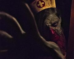 IMG_3951-2k (Ingo R) Tags: hot sexy halloween female blood zombie chick horror nurse frau blut krankenschwester