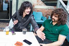 Sticky Fingers Interview (PETEDOV) Tags: stickyfingers lordgladstone interview rockandroll indie indierock reggae peterdovgan petedov australia australianmusic pub