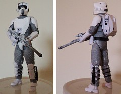 custom Hoth Scout Trooper (ToyPhotos) Tags: custom starwars 6inch blackseries imperial firstorder snowtrooper scouttrooper sniper sabatour hoth hasbro toy action figure endor echobase rebels
