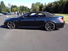 BMW 6er Cabrio (911gt2rs) Tags: treffen meeting show event tuning tief low stance cabriolet e63 m6