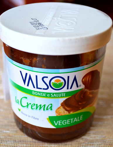 Vegan Nutella from Italy