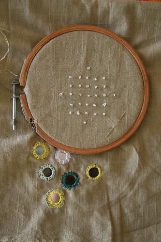 stitching a story