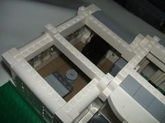 DBWi010 (Dragonov Brick Works) Tags: architecture lego moc studless miniscale