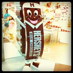 Mr. Hershey's (chinnian) Tags: square singapore hersheys squareformat tampinesmall iphoneography instagramapp uploaded:by=instagram foursquare:venue=292145