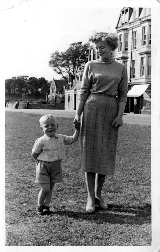 Jimmy Fraser 1953