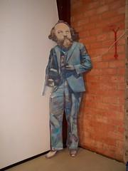 portrait of the artist as a gargoyle