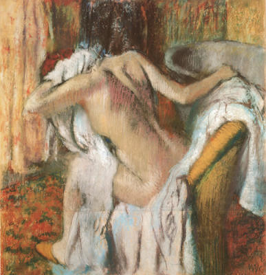 Edgar-Degas-After-the-Bath--Woman-Drying-Herself-5792