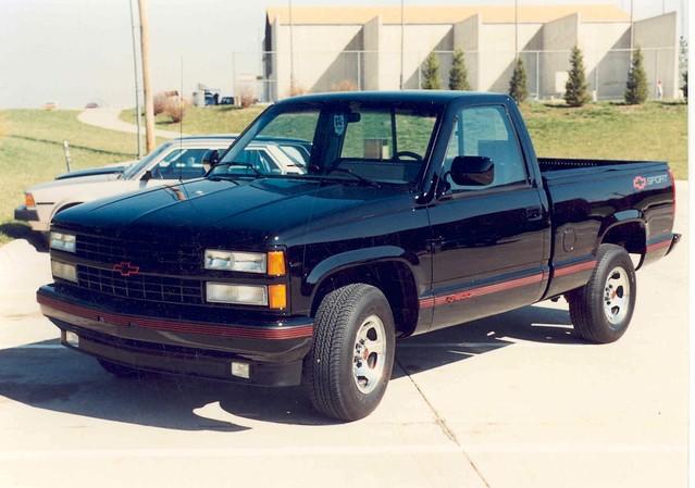 chevrolet pickup 1990 iphotooriginal c1500