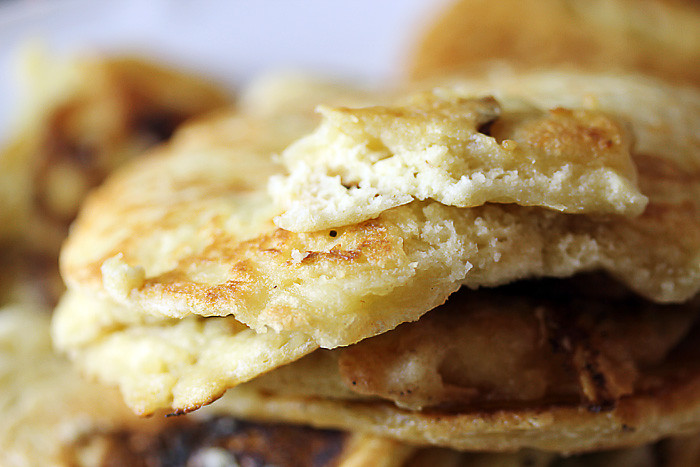 Eggless Pancakes!