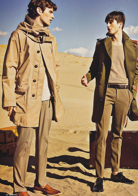GQ Japan94_2011_03_506Douglas Jewell&Julien Chanca