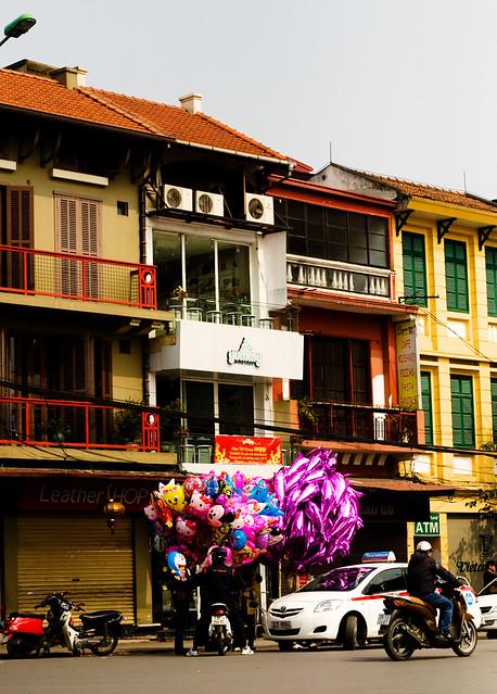 Hanoi colors #2