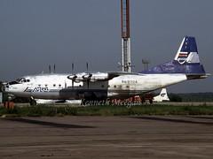 RA-11324 (Ken Meegan) Tags: moscow cargo antonov an12 domodedovo moscowdomodedovo an12a antonovan12a ra11324 2340805 avialaviation 2181997