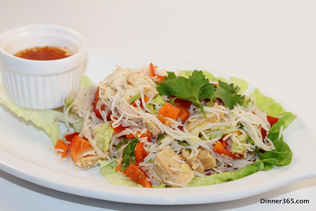 Day 41 - Thai Chicken Salad