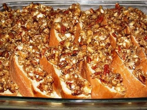 Baked Praline French Toast