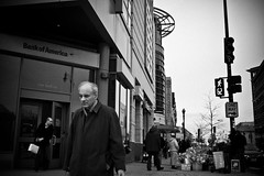 becoming different (clear01) Tags: street people blackandwhite bw white man black public monochrome dc nw sony voigtlander streetphotography wdc intersection columbiaheights 14st voigtlandercolorskopar25mm nex5