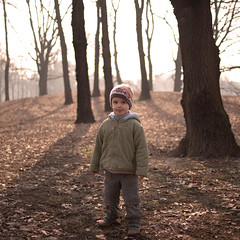 (paolomezzera) Tags: trees winter boy portrait child son ritratto paulmezzer