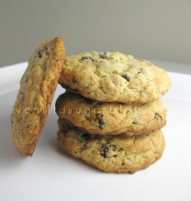 Vanilla Sugar Blog Quarter Pound Oatmeal Raisin Cookies