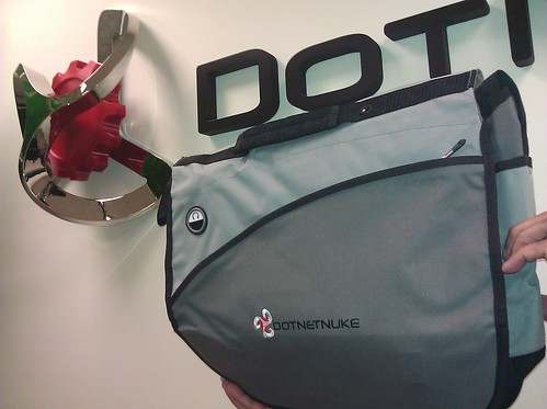 DotNetNuke Computer Bag