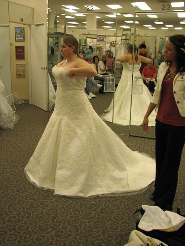 Ambers Wedding Dress - 2-13-11 056