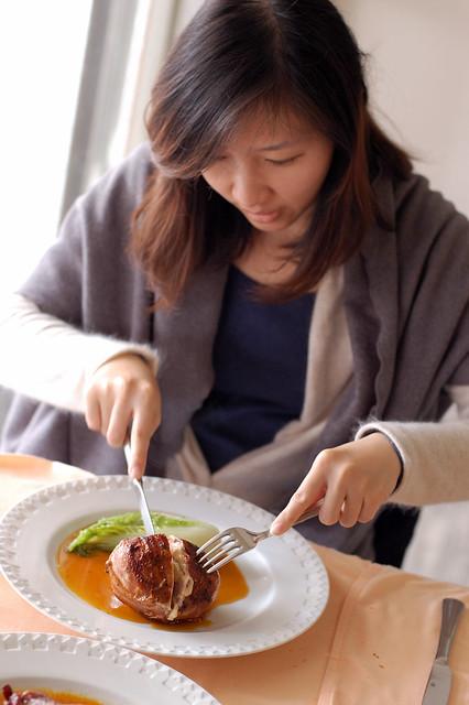 2011.01.30 台中 / 香妍小館
