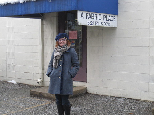 A Fabric Place