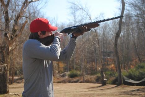 mikey shootin