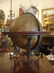 "NIMS AND MOORE 10-INCH TABLE GLOBE. • <a style=""font-size:0.8em;"" href=""http://www.flickr.com/photos/51721355@N02/5454949382/"" target=""_blank"">View on Flickr</a>"