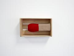 Untitled, 3 (moxie lieberman) Tags: icons needlefelting moxie totems needlefelted galleryhanahou piecesofthepast