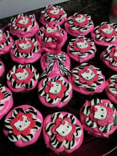 Zebra Hello Kitty