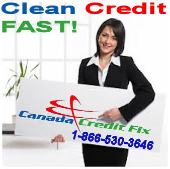 Canada Credit Fix - Equifax & TransUnion Credit Report Repair 1-866-530-3646 by www.canadacreditfix.com
