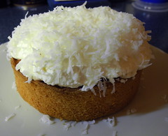 Heavenly Seduction Coconut Cake