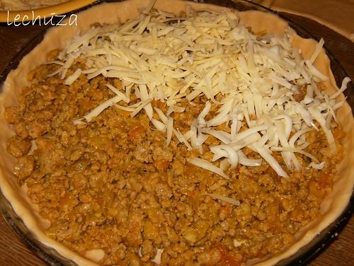 Empanada carne y queso-carne y queso