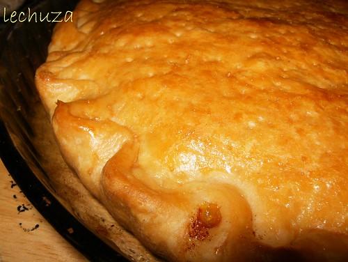 Empanada carne y queso-hecha detalle