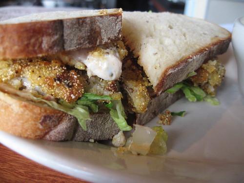 Oyster Sandwich