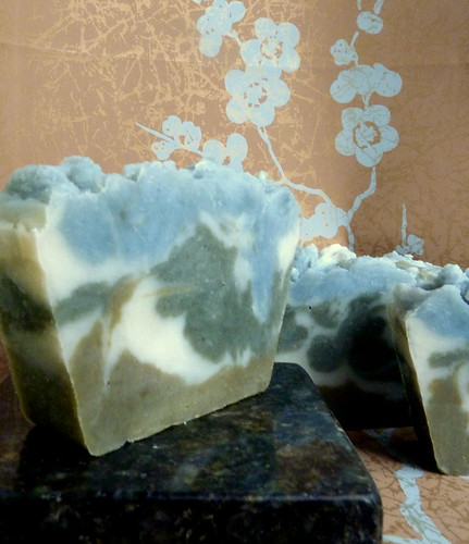 Northern Pine & Peppermint soap