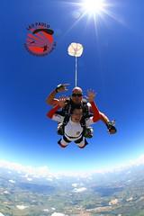 Raina (So Paulo Paraquedismo) Tags: na salto skydive tandem paulo so aff pular freefall duplo boituva paraquedas quedalivre adrenalina saltar paraquedismo saopauloparaquedismo sopauloparaquedismo escolaparaquedismo pularparaquedas
