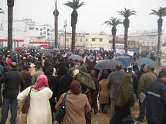 Maroc - Rabat 20 Fvrier 2011 (TheMorocco) Tags: morocco maroc rabat          mohamed6   20fvrier