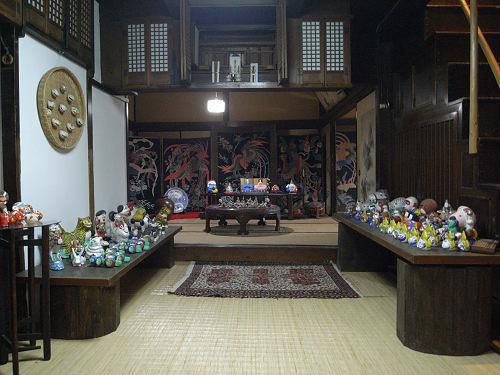 古民家・藍染・土鈴の施設『飛鳥藍染織館』@明日香村