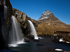 Kirkjufellsfoss in a Moonlight - Snfellsnes, west Iceland (skarpi - www.skarpi.is) Tags: winter moon mountain lake snow cold ice water rock night canon river stars landscape island star is waterfall iceland scenery nightscape smooth silk fullmoon moonlight february scape wonderland foss kirkjufell sland snfellsnes icelandic vetur ntt grundarfjrur snaefellsnes 2011 vetrarmyndir grundarfjordur winterimages fjrur fjordur icelandiclandscape westiceland tunglsljs snfellsnespeninsula kirkjufellsfoss skarpi hnappadalsssla winteriniceland veturslandi winter2011 skarphinnrinsson travelingiceland imagesfromiceland skarphinnrinsson mountainkirkjufell stjrubjart snfellsnesarea photorrip