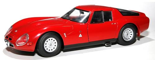 AutoArt Alfa Romeo TZ2
