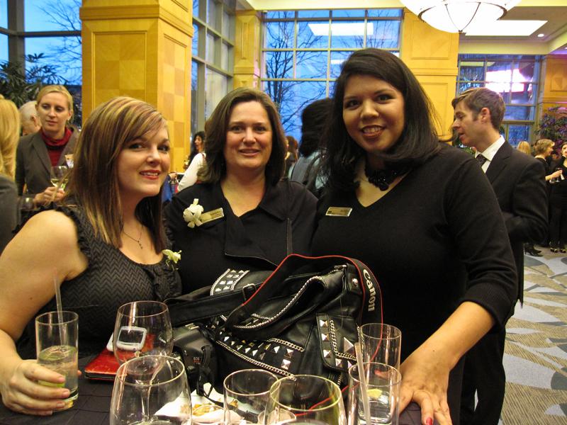 Tina Baird, Sandra Oldfield, Eliana Bray