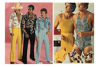 Vintage Men Fashion